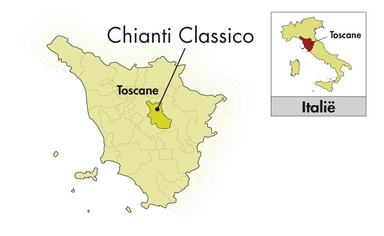 Isole e Olena Vin Santo del Chianti Classico halve fles
