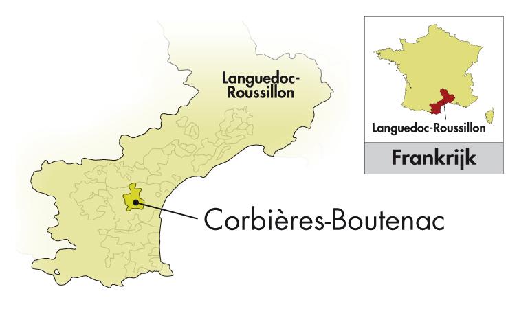 Le Champ des Murailles Corbières-Boutenac