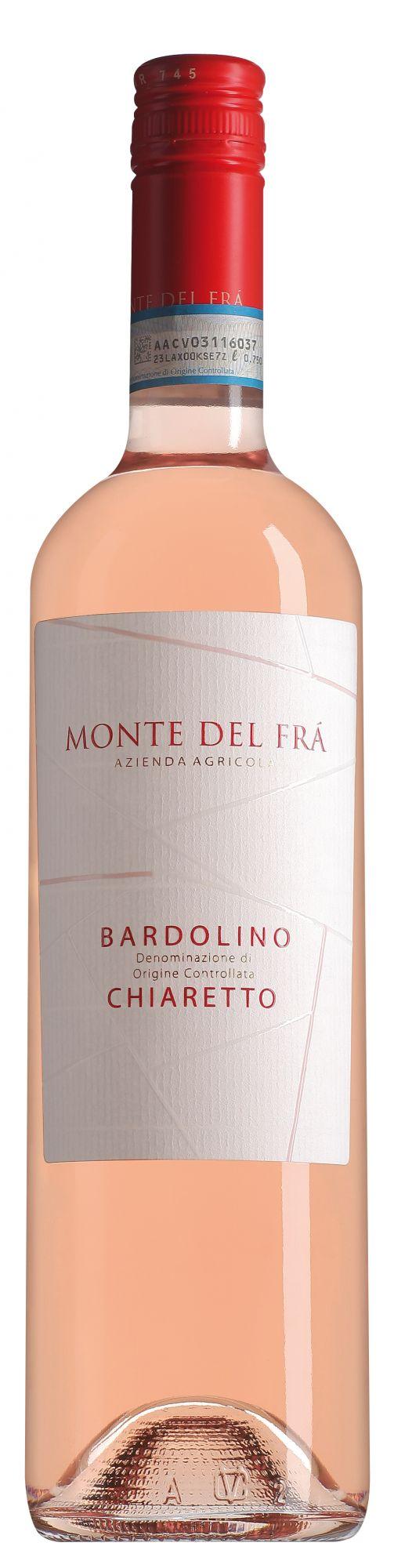 Monte del Frà Bardolino Chiaretto rosato