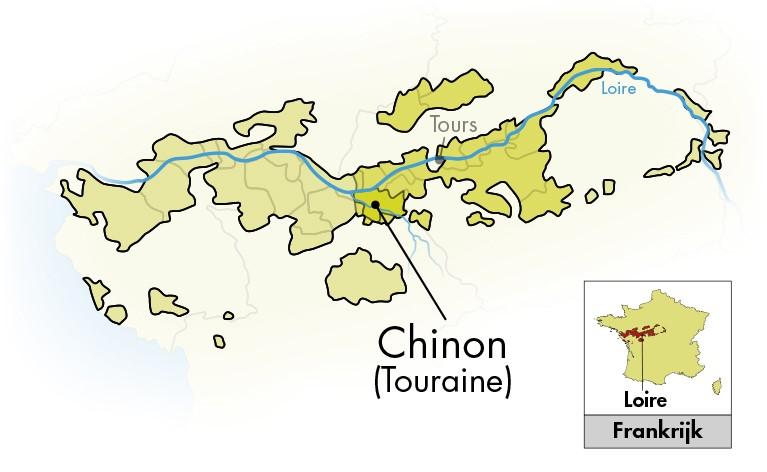 Domaine de Pallus Chinon Messanges Rouge