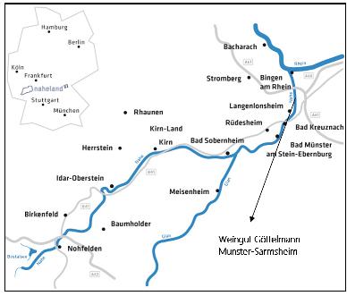 Göttelmann Kapellenberg Riesling Auslese 2011