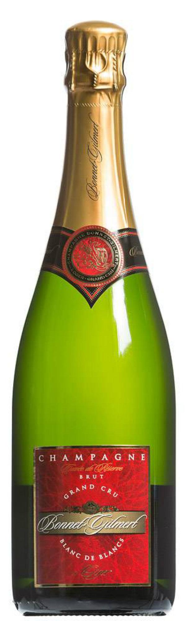 Bonnet Gilmert Champagne Reserve Brut