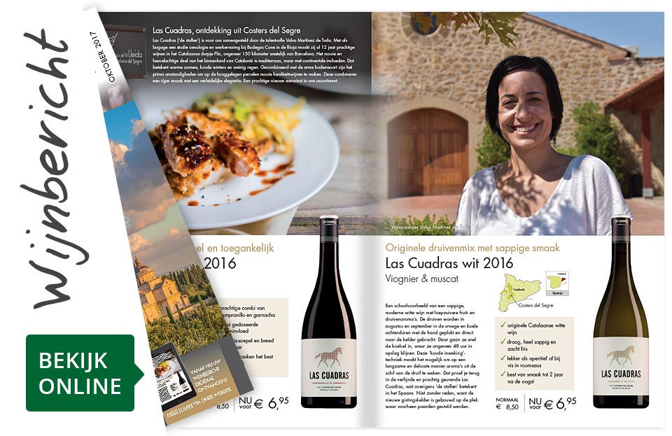 Online wijnbericht oktober 2017