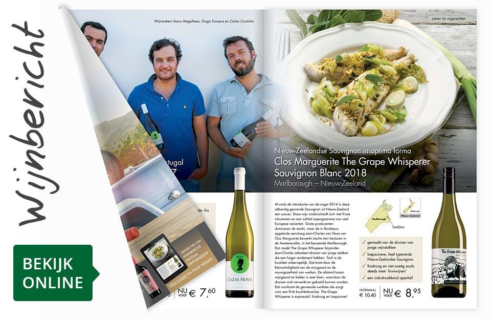 Online wijnbericht oktober 2018