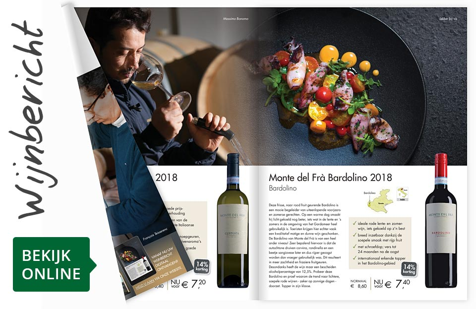 Online wijnbericht april 2019