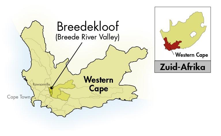 Du Toitskloof Western Cape Red Muscadel