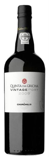 Churchill's Vintage Port  Quinta da Gricha