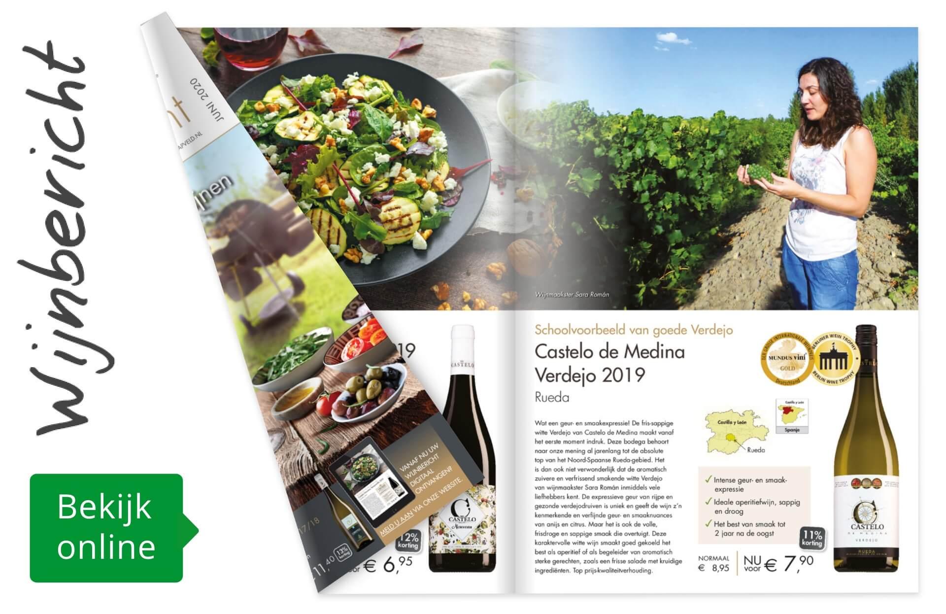 Online wijnbericht juni 2020