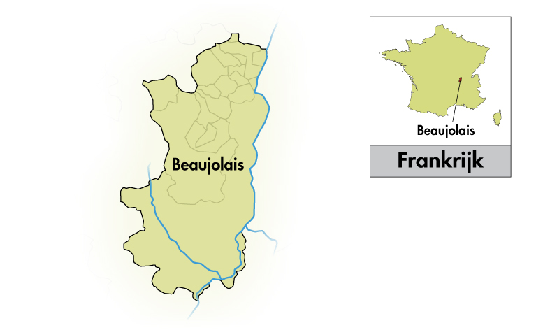 Jean-Paul Brun Terres Dorées Beaujolais Le Ronsay