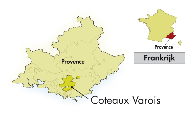Domaine Saint Ferréol Coteaux Varois en Provence Les Vaunières Rosé