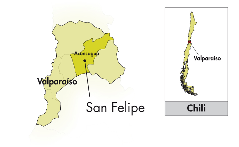 Viña von Siebenthal Aconcagua Valley Carmenère Reserva