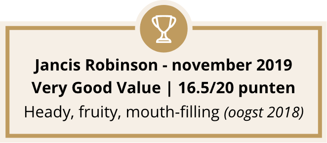 Jancis Robinson - november 2019 Very Good Value